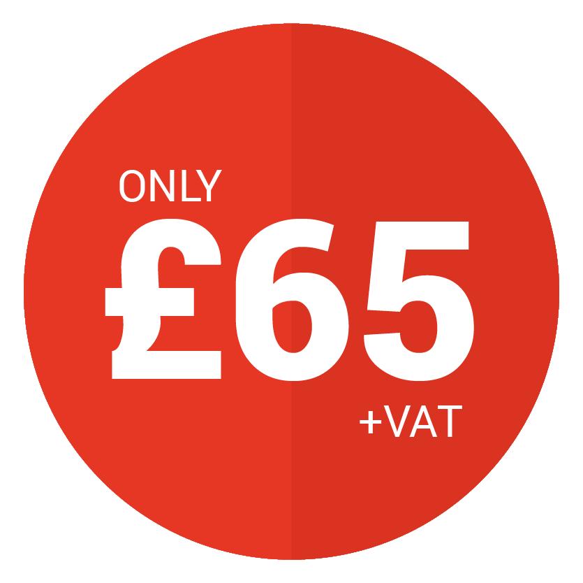 £65 Offer