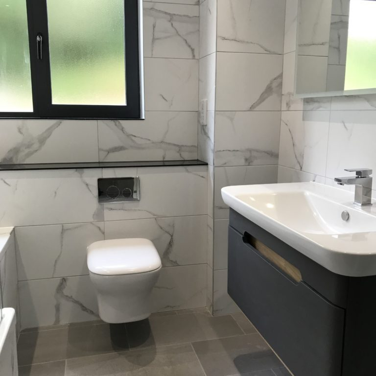 New Bathroom Wareham